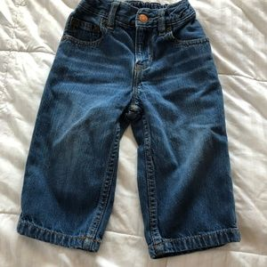 Baby Gap baby boy jeans 12-18 months old